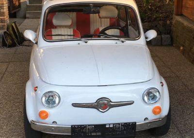 Fiat 500, rok výroby 1967